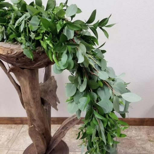 Eucalyptus, Italian Ruscus, Florida Ruscus 11.95